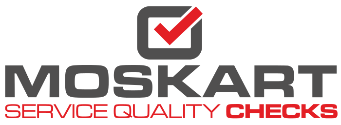 Moskart Service Quality Checks